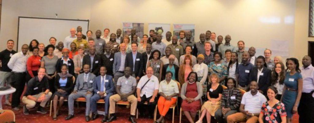 GDC-event at Kampala Serena Hotel